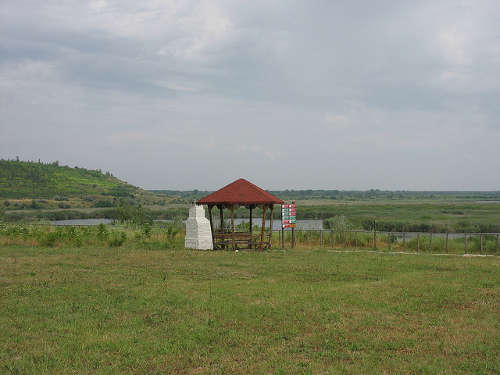 A Gazebo in Srebarna Nature Reserve
